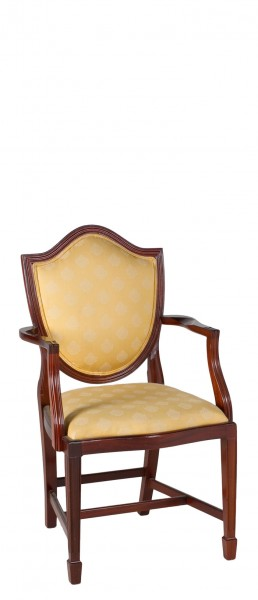 Mahogany Arm Chair CHR000949