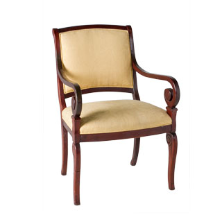 Mahogany Arm Chair CHR007734