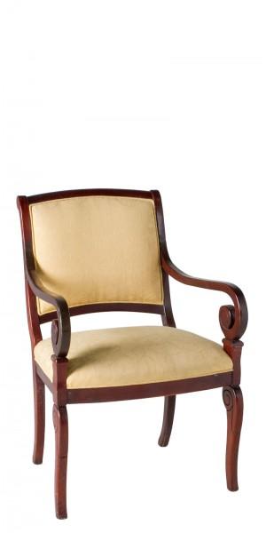 Mahogany Arm Chair CHR007734