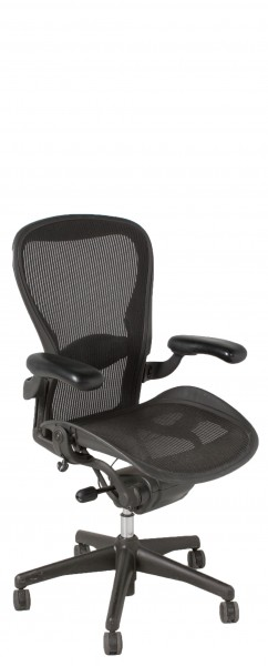 Graphite Mesh Hi-Back Swivel Chair CHR012517