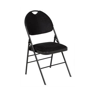 Black Folding Chair CHR012632