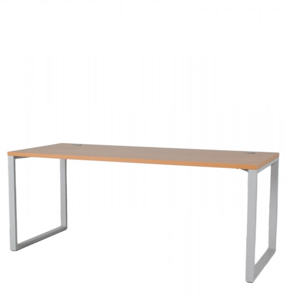 "72""w x 30""d Wood Laminate Desk DSK012894"