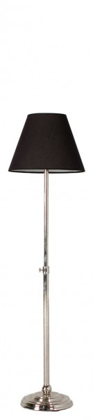 "43""h-64""h Polished Chrome Floor Lamp LGT010912"