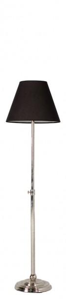 "43""h-64""h Polished Chrome Floor Lamp LGT010912"