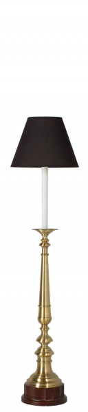 "68""h Brass Floor Lamp LGT010913"