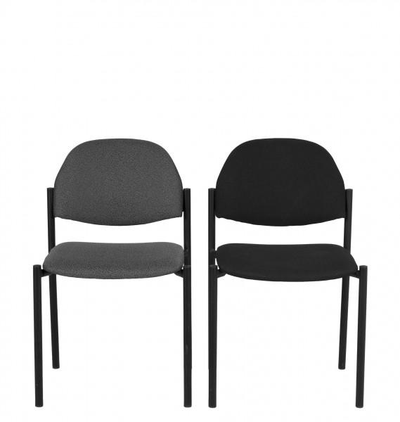 Dark Grey Stack Chair CHR011738