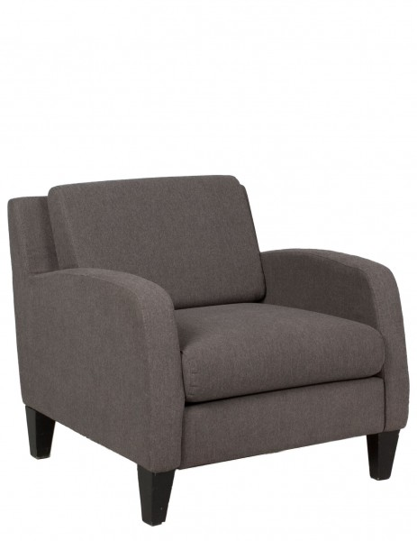 Grey Fabric Club Chair CHR011585