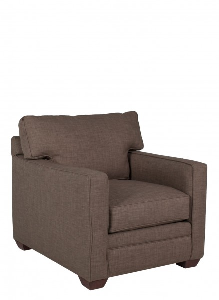 Stone Brown Club Chair CHR011618