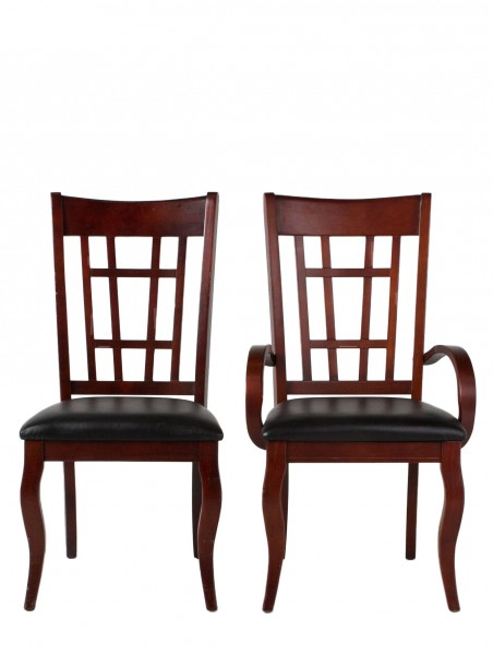 Dark Cherry Guest Dining Chair CHR011644