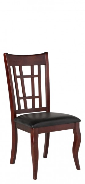 Dark Cherry Side Dining Chair CHR011643