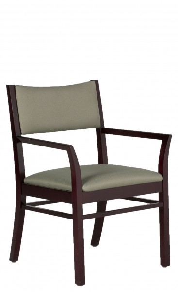 Mahogany Guest Chair CHR012130