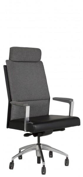 Grey Executive Hi-Back Chair CHR012140