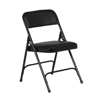 Black Folding Chair CHR012821