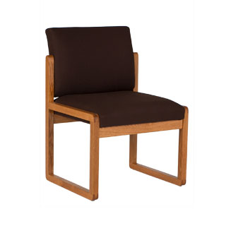 Dark Brown Side Chair CHR012921