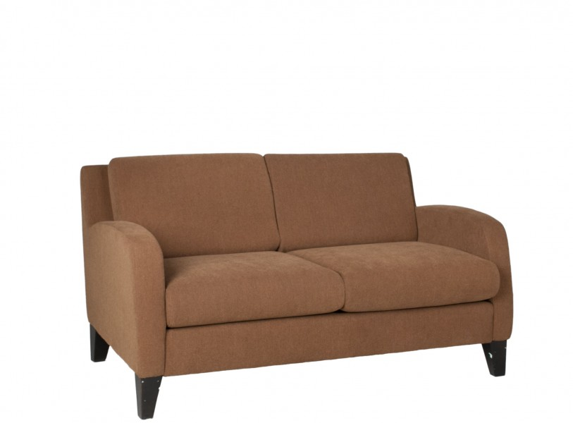 "54""w x 32""d Tan Fabric Upholstered Loveseat LVS011580"