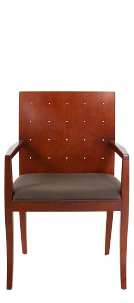 Mahogany Guest Chair CHR007004