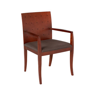 Mahogany Guest Chair CHR007004