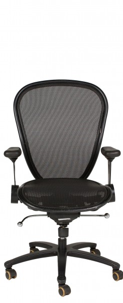 Black Mesh Mid-Back Task Chair CHR007160