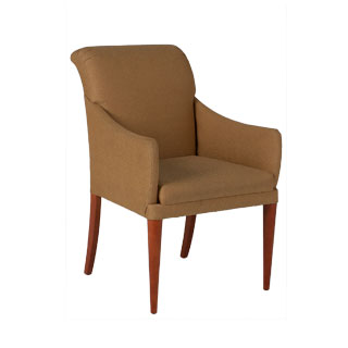 Tan Fabric Guest Chair CHR007672