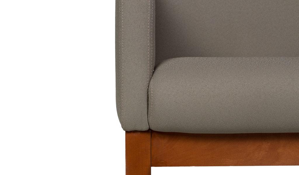 Sage Green Fabric Club Chair CHR007716
