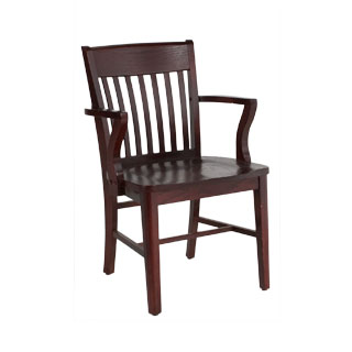 Mahogany Guest Chair CHR010694