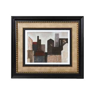 "42""w x 37""h Cityscape Art ART012779"