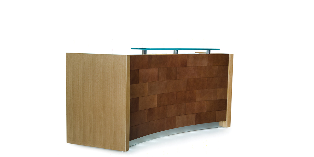 Arcus Reception Desk