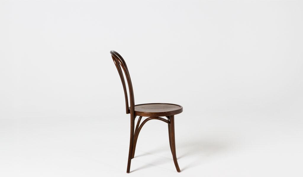 Walnut Bentwood Cafe Chair CHR003244