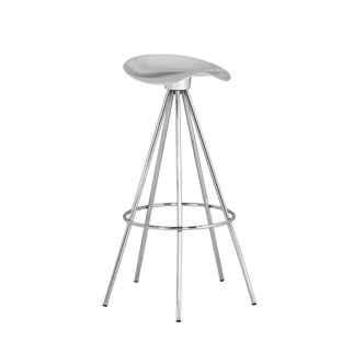 Aluminium Bar Stool CHR004588