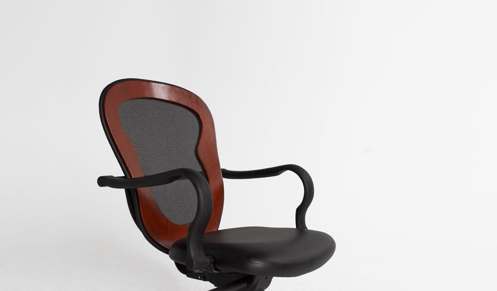 Black Mesh Swivel Task Chair CHR004835