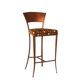 Copper Bar Stool CHR005985