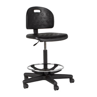 Black Drafting Chair CHR009129