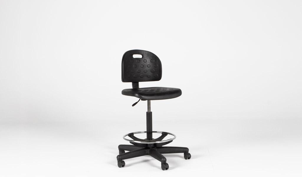 Black Drafting Chair CHR009129