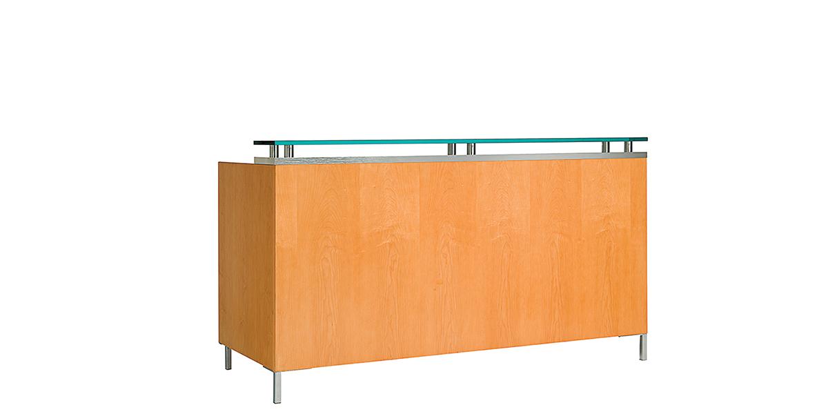 Prismo Como Reception Desk