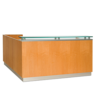 Prismo Como Reception Desk