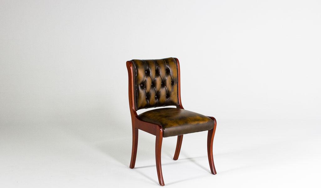 Medium Cherry Antique Side Chair CHR000616