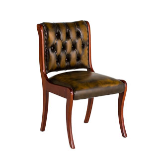 Medium Cherry Antique Side Chair CHR000616