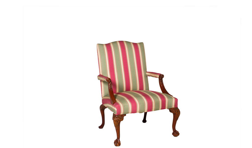Mahogany Guest Chair CHR000856