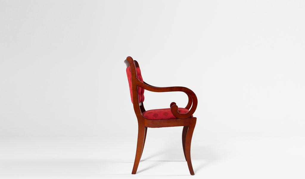Mahogany Guest Chair CHR000946