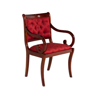 Mahogany Guest Chair CHR000946