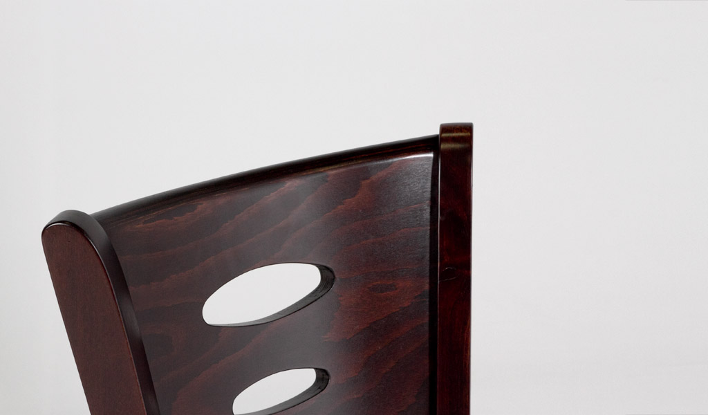 Walnut Café Chair CHR013000