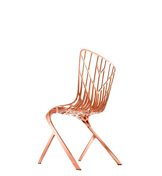 Washington Skeleton Aluminum Chair