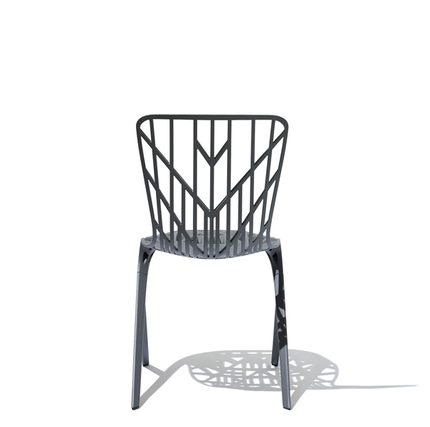 Washington Skeleton Aluminum Chair