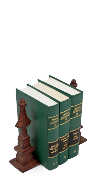 """10.25""""h Brown Bookends ACC000818"""