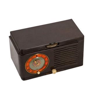 """6""""h Brown Radio ACC001475"""