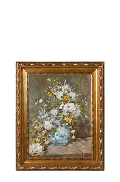 "25""w x 31""h Floral Art ART003891"