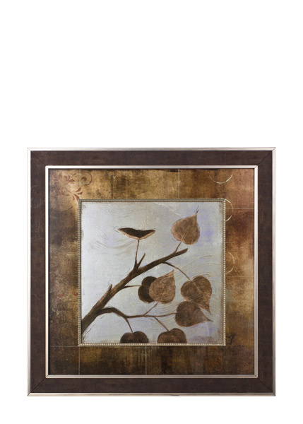 "32""w x 32""h Floral Art ART011522"