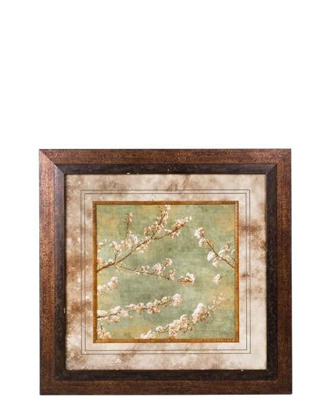 "35""w x 34.5""h Floral Art ART011932"