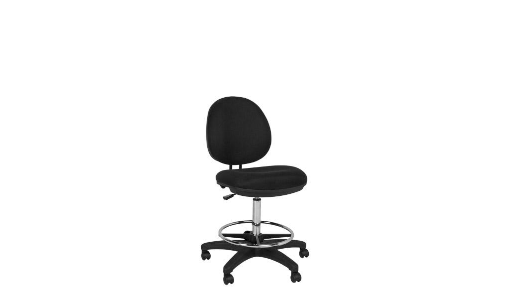 Black Drafting Chair CHR009460