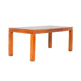 """72""""w x 36""""d Honey Cherry Table Desk DSK009567"""